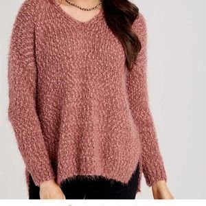 ALTAR'D STATE S/M Cozy Sweater, NWT